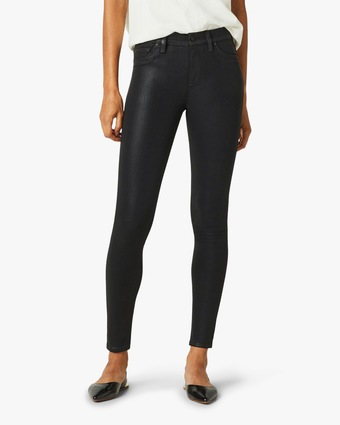Hudson Barbara High-Rise Super-Skinny Ankle Jeans 2