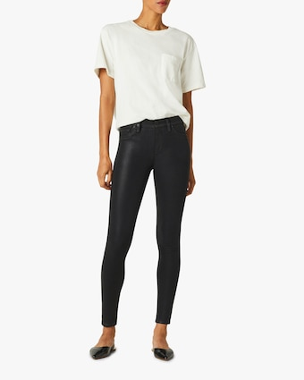 Hudson Barbara High-Rise Super-Skinny Ankle Jeans 2