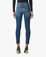 Hudson Barbara High-Rise Super-Skinny Ankle Jeans 3