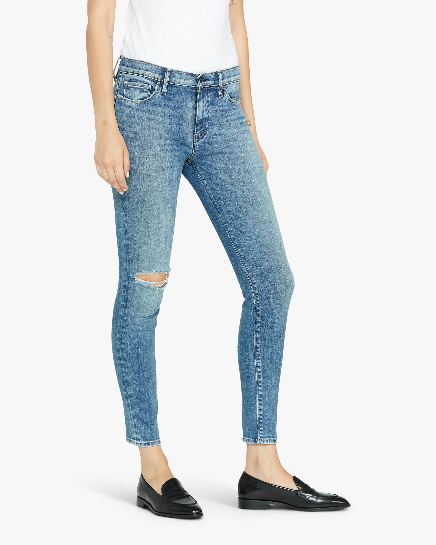Hudson Nico Mid-Rise Super-Skinny Ankle Jeans 4