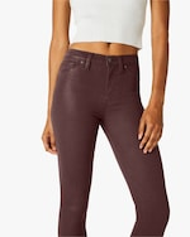 Hudson Nico Mid-Rise Super-Skinny Ankle Jeans 5