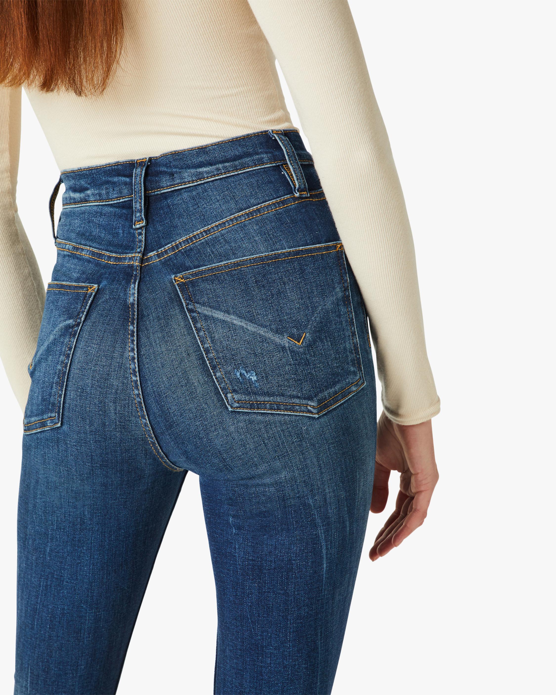 Hudson Centerfold High-Rise Super-Skinny Ankle Jeans 3