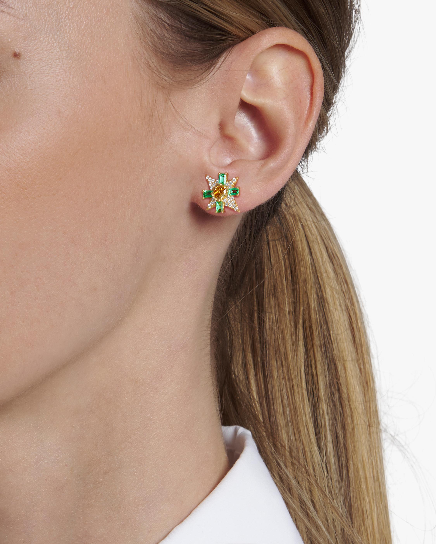 Sanjay Kasliwal Tisya Stud Earrings 1