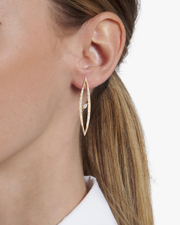Sanjay Kasliwal Orpita Diamond Earrings 1