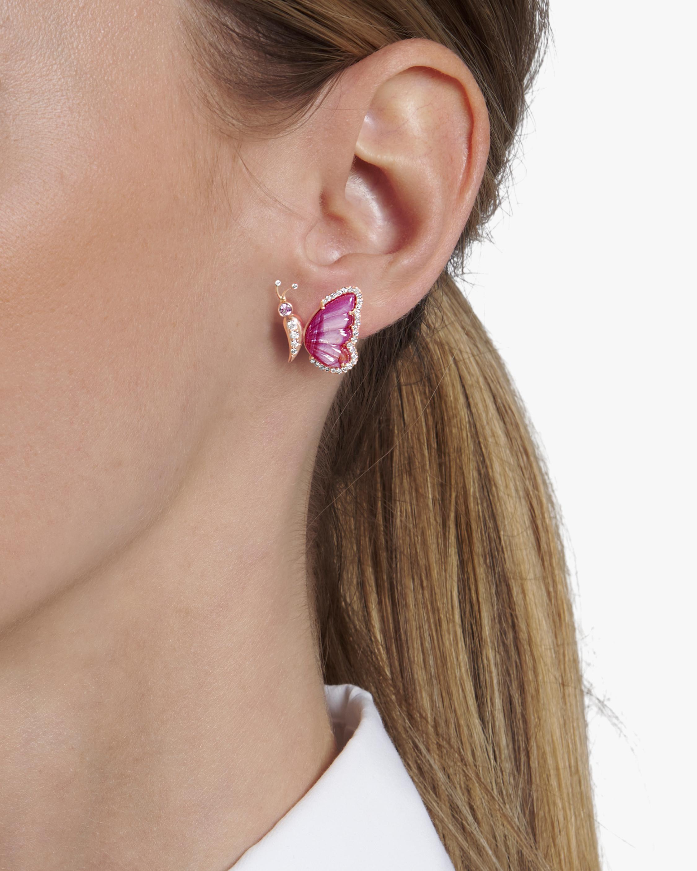 Sanjay Kasliwal Titli Tourmaline Earrings 2