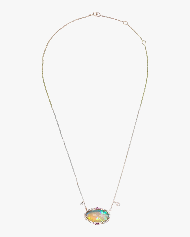 Sanjay Kasliwal Dipti Opal Necklace 1