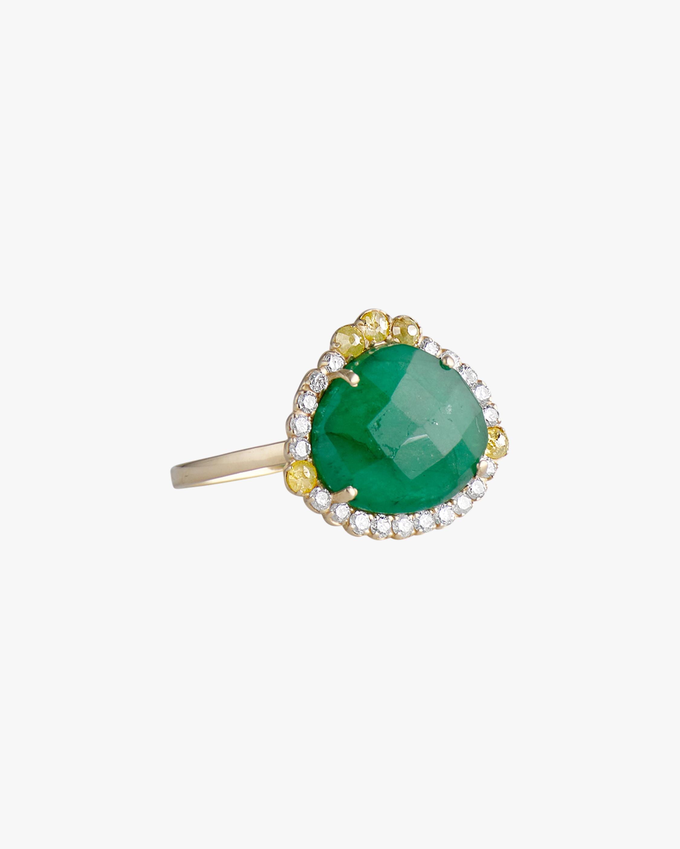 Sanjay Kasliwal Lochan Emerald Ring 1