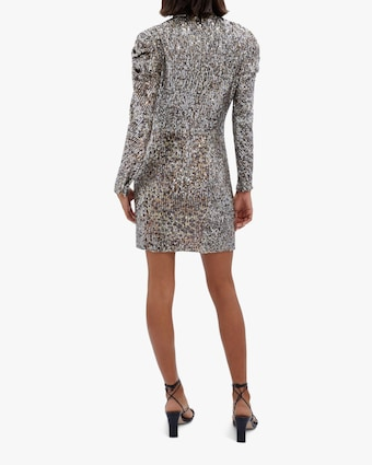 Jonathan Simkhai Mallory Sequin Mini Dress 2
