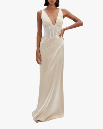 Jonathan Simkhai Maeve Wrap Dress 1