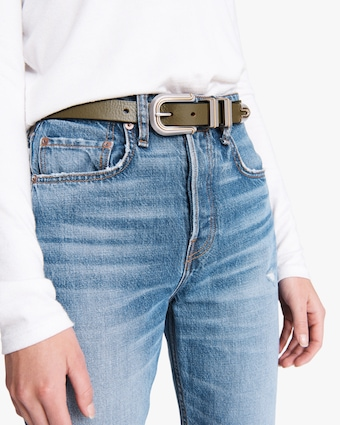 rag & bone Ventura Belt 2