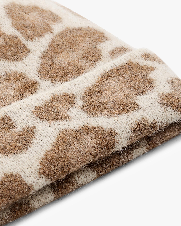 rag & bone Cheetah Beanie 2