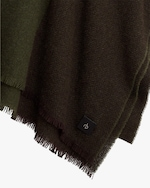 rag & bone Color Block Riley Cashmere Scarf 1