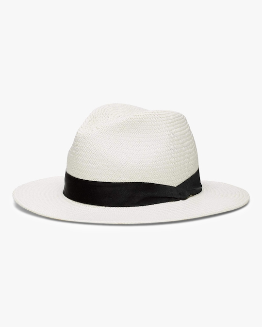 rag & bone Panama Hat 0