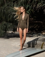 Abysse Lotte One Piece Wetsuit 1