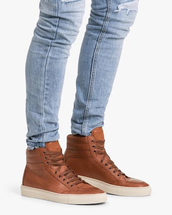 KOIO Men's Primo High-Top Sneaker 2