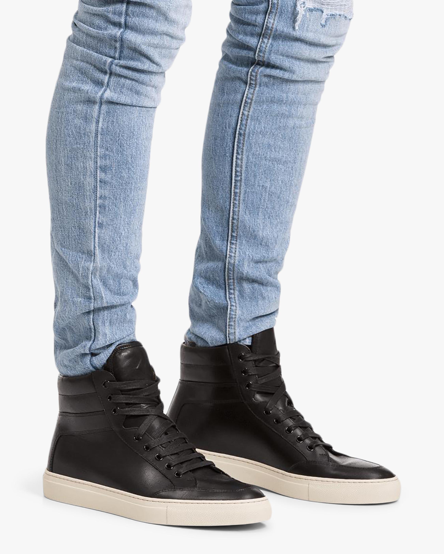 KOIO Men's Primo High-Top Sneaker 2