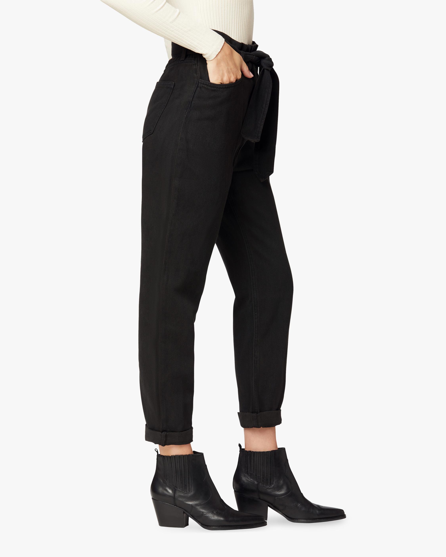 Joe's Jeans The Brinkley Paperbag Pants 2