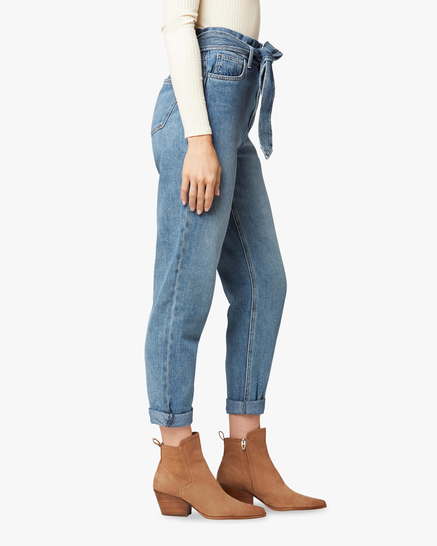 Joe's Jeans The Brinkley Paperbag Pants 1
