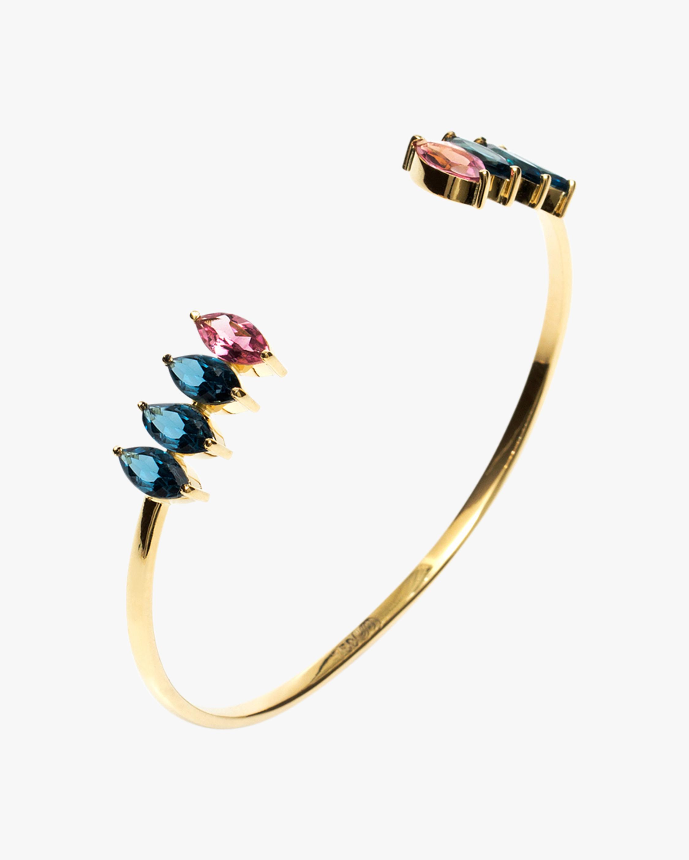 Carolina Neves Tourmaline & Topaz Bracelet 1