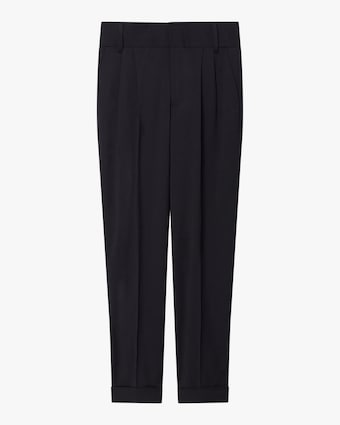 Arias New York Crepe Menswear Trouser 1