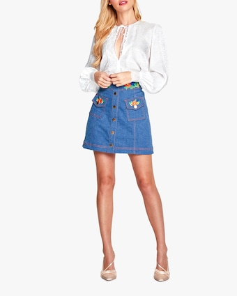 Alice McCall Winona Mini Skirt 2