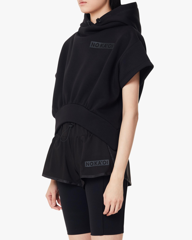 NO KA'OI Horizon Short-Sleeve Hoodie 2
