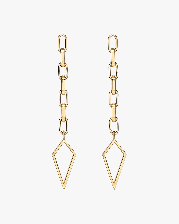 DRU. Amulet Drop Earrings 1