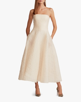 Ralph Lauren Collection Fern Sleeveless Evening Dress 2