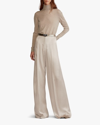 Ralph Lauren Collection Diane Wide-Leg Pants 2