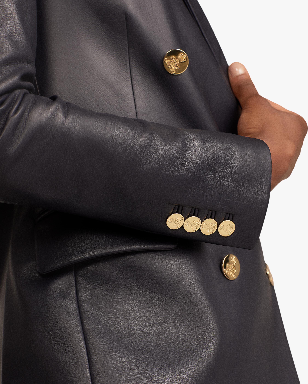 Ralph Lauren Collection Leather Camden Jacket 5