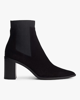 Brynn Suede Chelsea Boot