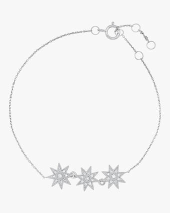 Colette Jewelry Three Star Bracelet 1