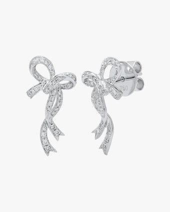 Colette Jewelry Medium Bow Earrings 1
