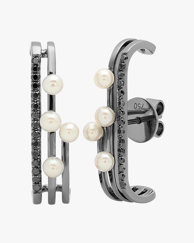 Colette Jewelry 3-D Lobe Cuffs 1