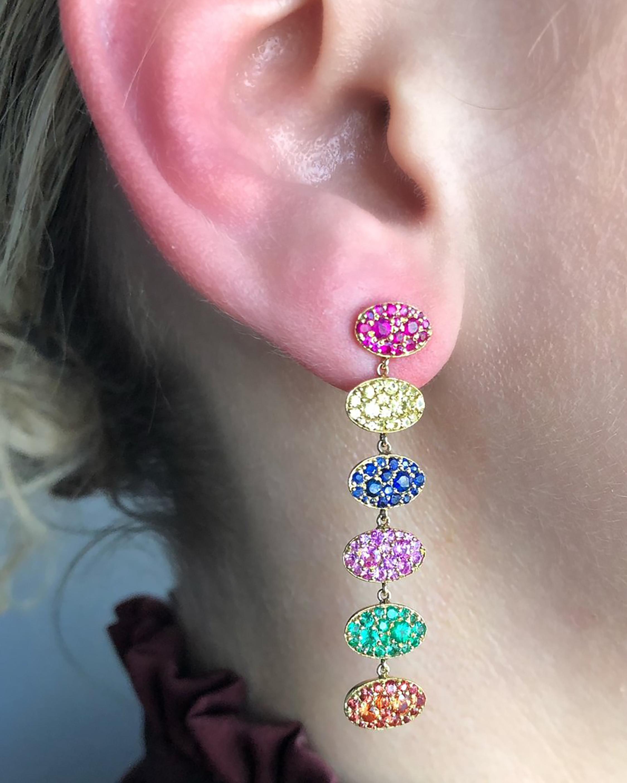 Colette Jewelry Margot Duster Earrings 1