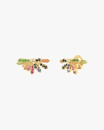 Colette Jewelry Mini Penacho Stud Earrings 2