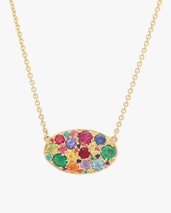 Colette Jewelry Bouvines Big Cluster Necklace 2