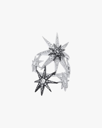Colette Jewelry Star Cluster Ring 1