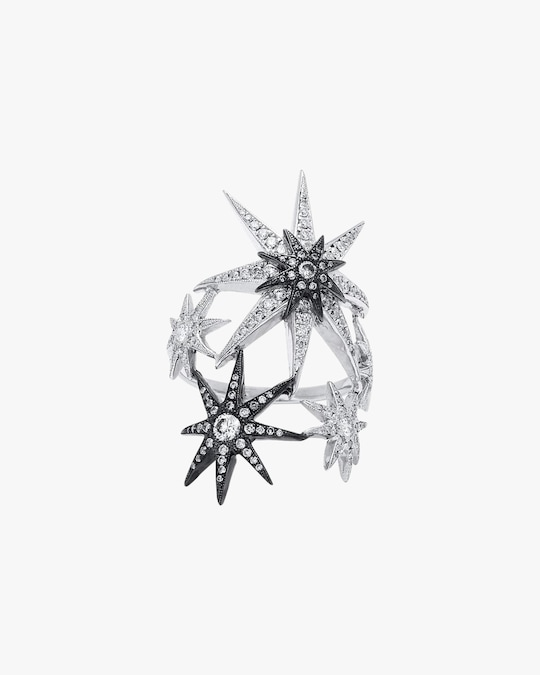 Colette Jewelry Star Cluster Ring 0