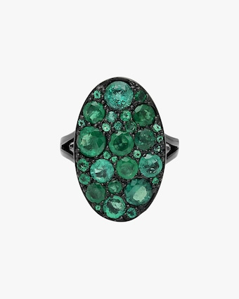 Colette Jewelry Guillaume Cluster Ring 1