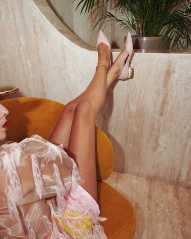 Nicholas Kirkwood Casati D'Orsay Ballerina 2