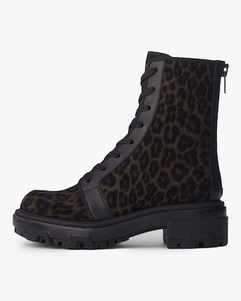 rag & bone Shaye Leopard Hiker Boot 1