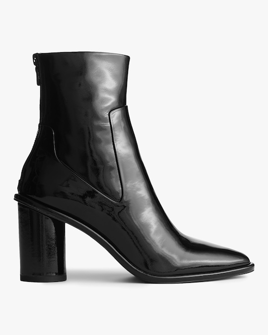 rag & bone Wiley Patent Leather High Boot 0
