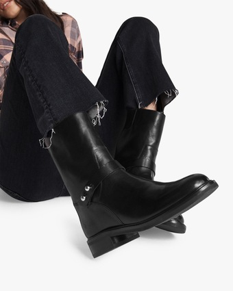 rag & bone Slayton Moto Boot 2