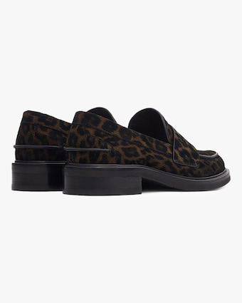 rag & bone Leopard Slayton Loafer 2
