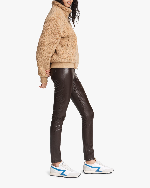 rag & bone Jude Sherpa Jacket 2