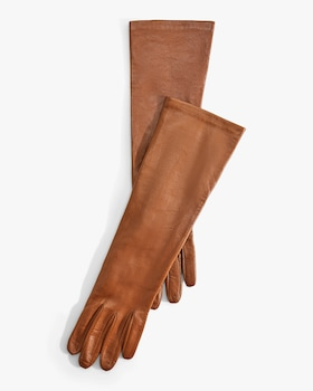 Afide Long Gloves