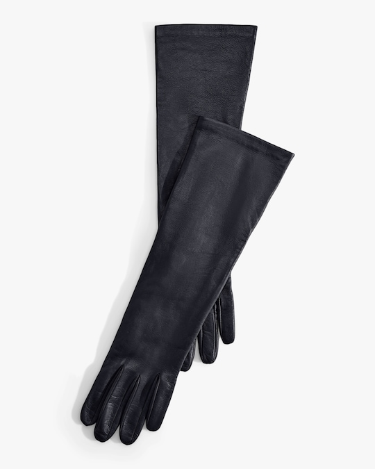 Max Mara Afide Long Gloves 0