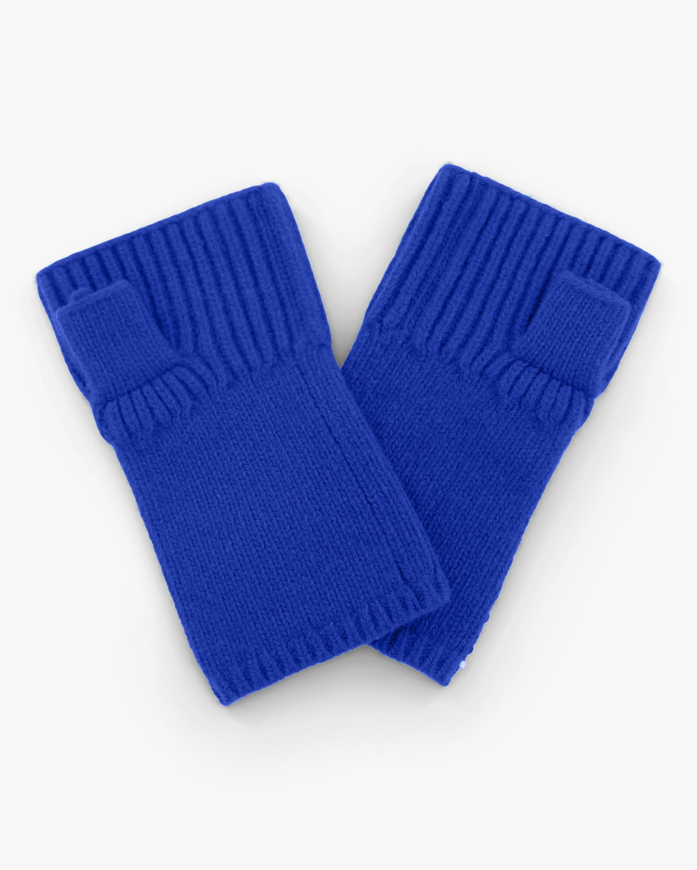 Carolyn Rowan Ombré Crystal Short Fingerless Gloves 2
