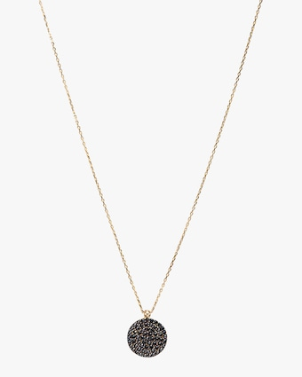Nickho Rey Black Sun Necklace 1